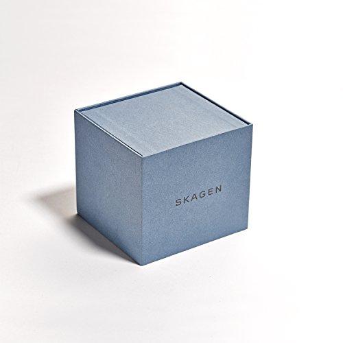 Skagen Quartz Watch with Silicone Strap 3