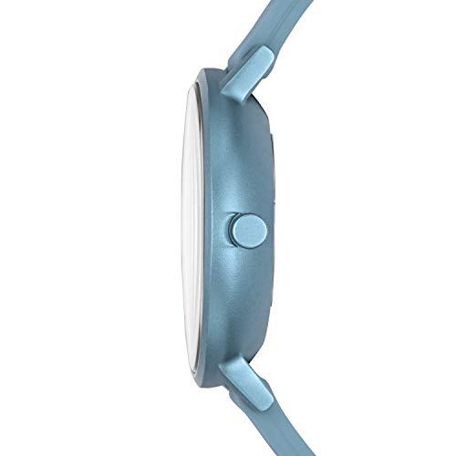 Skagen Quartz Watch with Silicone Strap 4