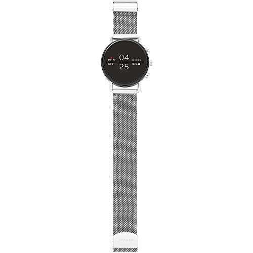Skagen Smartwatch with Touchscreen, Wear OS by Google, Heart-Rate Tracking, Smartphone Notifications and More 6