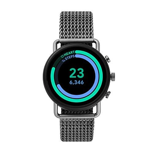 Skagen Men's Digital Touchscreen Watch with Stainless Steel Strap SKT5200 4