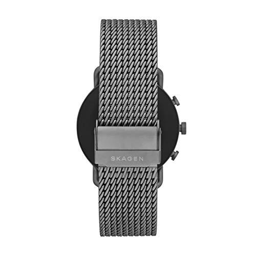 Skagen Men's Digital Touchscreen Watch with Stainless Steel Strap SKT5200 5