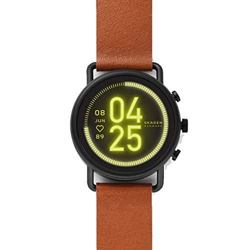 Skagen Men's Digital Touchscreen Watch with Leather Strap SKT5201 3