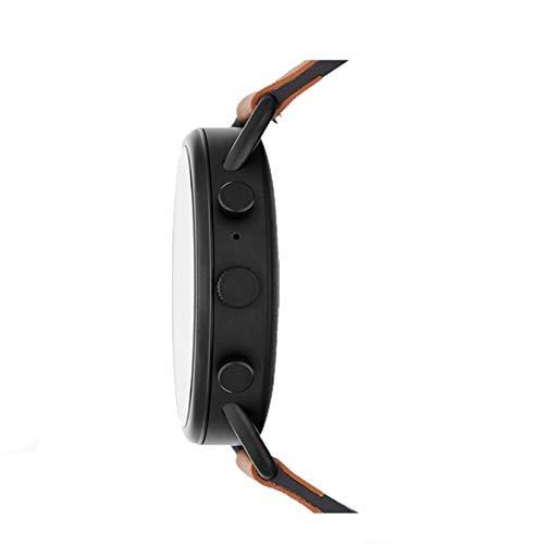 Skagen Men's Digital Touchscreen Watch with Leather Strap SKT5201 4