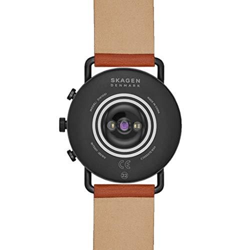 Skagen Men's Digital Touchscreen Watch with Leather Strap SKT5201 6