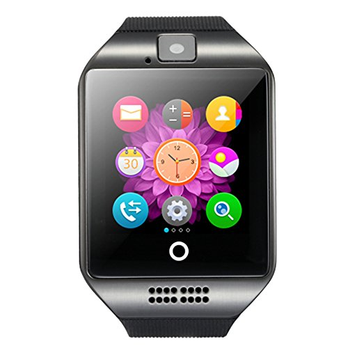 Smart Watch, KXCD Bluetooth Smart Fitness Smart Watches With Camera For Android Smartphone 2