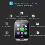 Smart Watch with Camera Bluetooth Smartwatch SIM TF Card Slot Fitness Activity Following Sport Watch for Android 27
