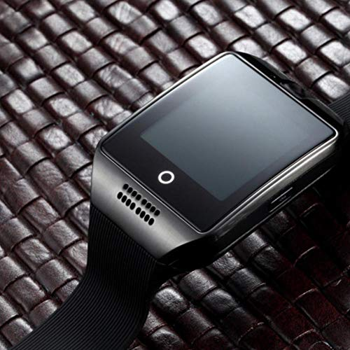 Smart Watch with Camera Bluetooth Smartwatch SIM TF Card Slot Fitness Activity Following Sport Watch for Android 9