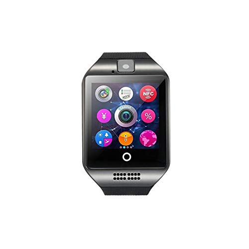 Smart Watch with Camera Bluetooth Smartwatch SIM TF Card Slot Fitness Activity Following Sport Watch for Android 1