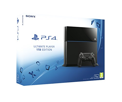 Sony PlayStation 4 1TB Ultimate Player Edition 1