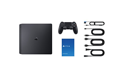Sony PlayStation 4 500GB Console - Black 5