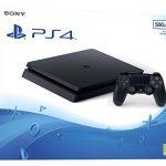 Sony PlayStation 4 500GB Console - Black 21