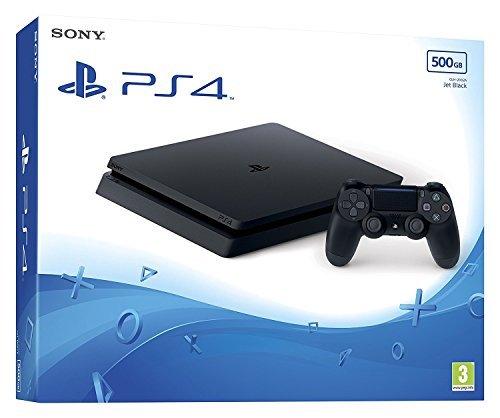 Sony PlayStation 4 500GB Console - Black 2