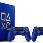 """Sony PlayStation 4 500GB Console - Limited Edition Blue """"Days of Play"""" 15"""