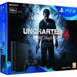 Sony PlayStation 4 500GB with Uncharted 4 Bundle 11