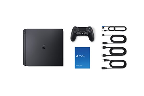 Sony PlayStation 4 500GB with Uncharted 4 Bundle 5