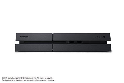 Sony PlayStation 4 Console 500 GB Edition Jet Black 3