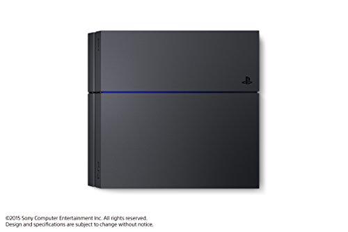 Sony PlayStation 4 Console 500 GB Edition Jet Black 4