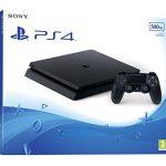 Sony Playstation 4 Slim Console 500GB Jet Black PS4 21