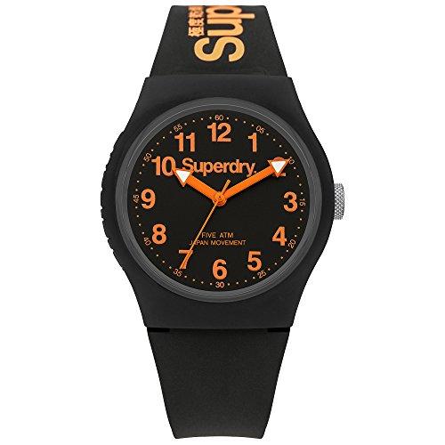 Superdry Urban Watch Black 1