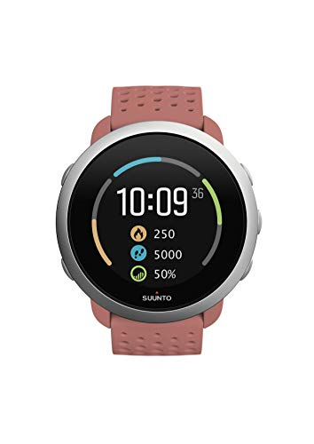 Suunto 3 Sports Watch with Wrist-Based Heart Rate, 24/7 Fitness 1