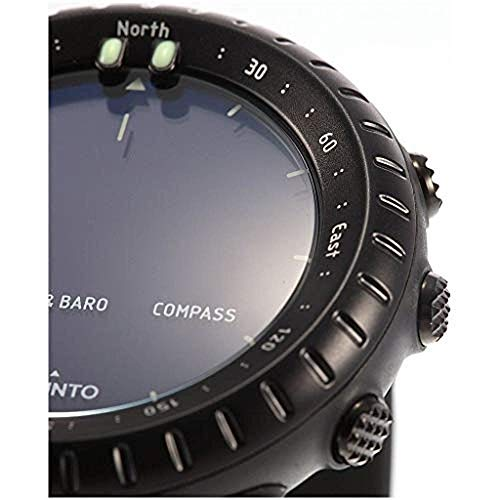 Suunto Core All Black, Unisex Compass - Adult, Jet Black, One Size 3