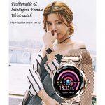 TCYLZ H1 Female Smart Watch, for Women Outdoor Smart Sports Watch with, Waterproof Sleep & Blood Pressure Oxygen Monitor… 21