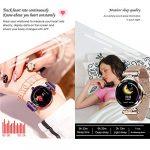 TCYLZ H1 Female Smart Watch, for Women Outdoor Smart Sports Watch with, Waterproof Sleep & Blood Pressure Oxygen Monitor… 24