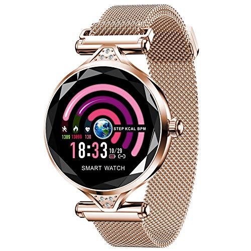 TCYLZ H1 Female Smart Watch, for Women Outdoor Smart Sports Watch with, Waterproof Sleep & Blood Pressure Oxygen Monitor… 1