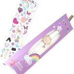 TIKKERS Unicorn Rainbow Charm Watch - NTK0018 13