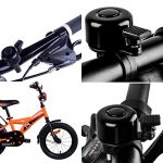 Terra Connect Bike Bell, Bicycle Bell with Loud and Crisp Clear Sound for Road and Mountain Bike Ring Bell, It Is An… 24