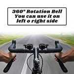 Terra Connect Bike Bell, Bicycle Bell with Loud and Crisp Clear Sound for Road and Mountain Bike Ring Bell, It Is An… 27