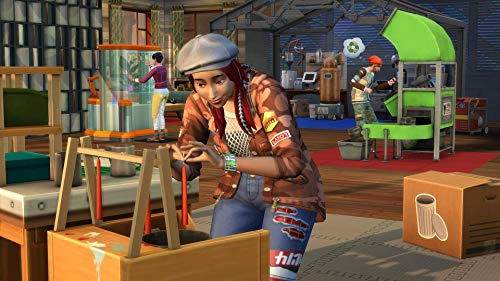 The Sims 4 Eco Lifestyle (PC Code in Box) (Windows) 3