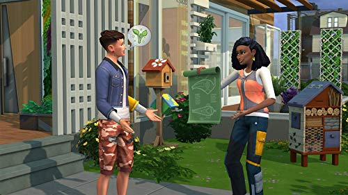 The Sims 4 Eco Lifestyle (PC Code in Box) (Windows) 4