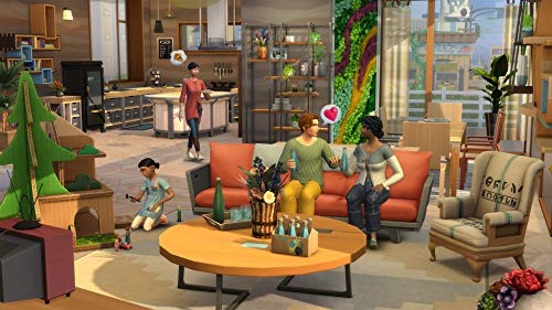 The Sims 4 Eco Lifestyle (PC Code in Box) (Windows) 5
