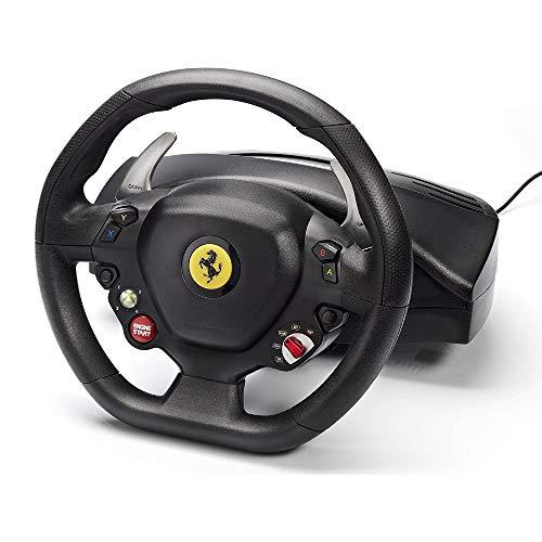 Thrustmaster Ferrari 458 Italia Racing Wheel (PC) 3
