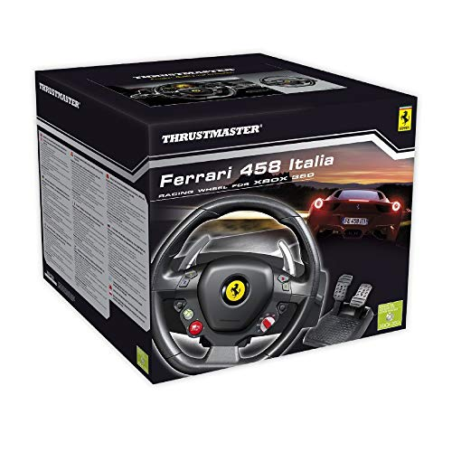 Thrustmaster Ferrari 458 Italia Racing Wheel (PC) 5