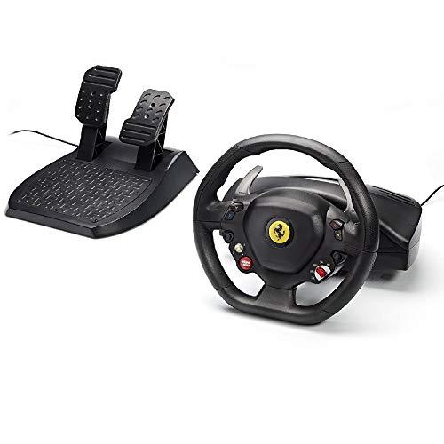Thrustmaster Ferrari 458 Italia Racing Wheel (PC) 6