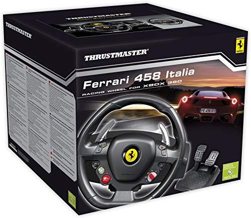 Thrustmaster Ferrari 458 Italia Racing Wheel (PC) 1