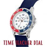 Tikkers Boy's Analogue Quartz Watch with Silicone Strap TK0140 20
