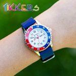 Tikkers Boy's Analogue Quartz Watch with Silicone Strap TK0140 22