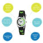 Tikkers Boys Analogue Quartz Watch with Textile Strap TK0154 16