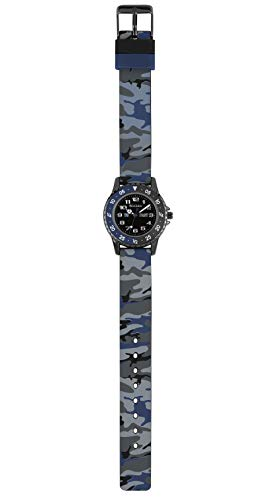 Tikkers Camouflage Time Teacher Watch - NTK0020 3