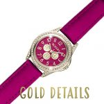 Tikkers Girl's Analogue Quartz Watch with Imitation Leather Strap TK0130 17
