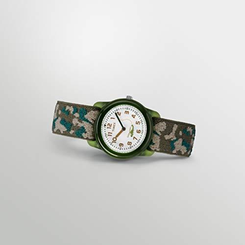 Timex Kid's Analog 28 mm Elastic Fabric Strap Watch 3