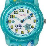 Timex Kid's Analog 28 mm Elastic Fabric Strap Watch 12