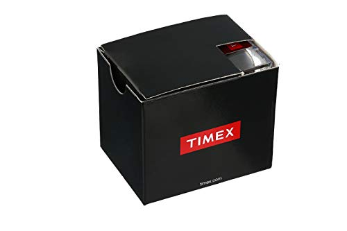 Timex Men's Easy Reader 35 mm Leather Strap Watch 4