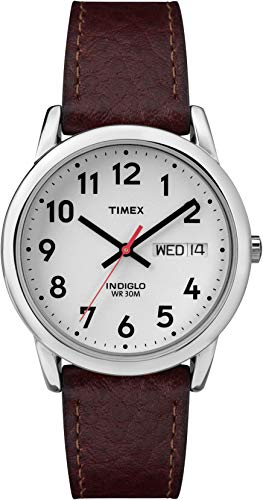 Timex Men's Easy Reader Day Date 35 mm Watch 1