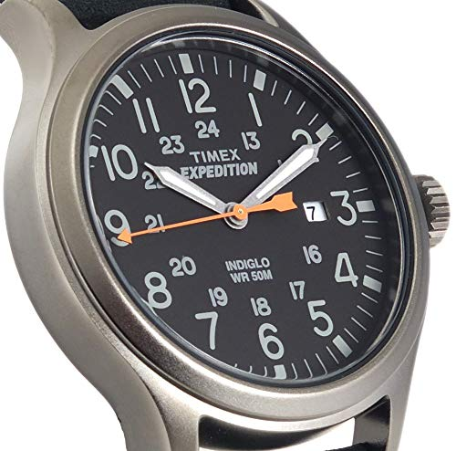 Timex Men's Expedition Scout 40 mm Watch 4