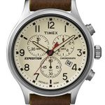Timex Men's Expedition Scout Chronograph 42 mm Watch 19