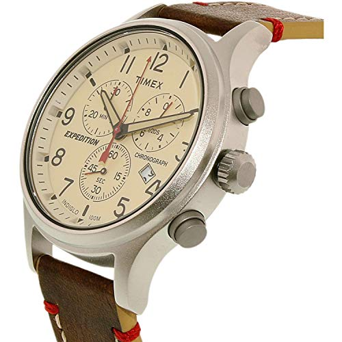 Timex Men's Expedition Scout Chronograph 42 mm Watch 6